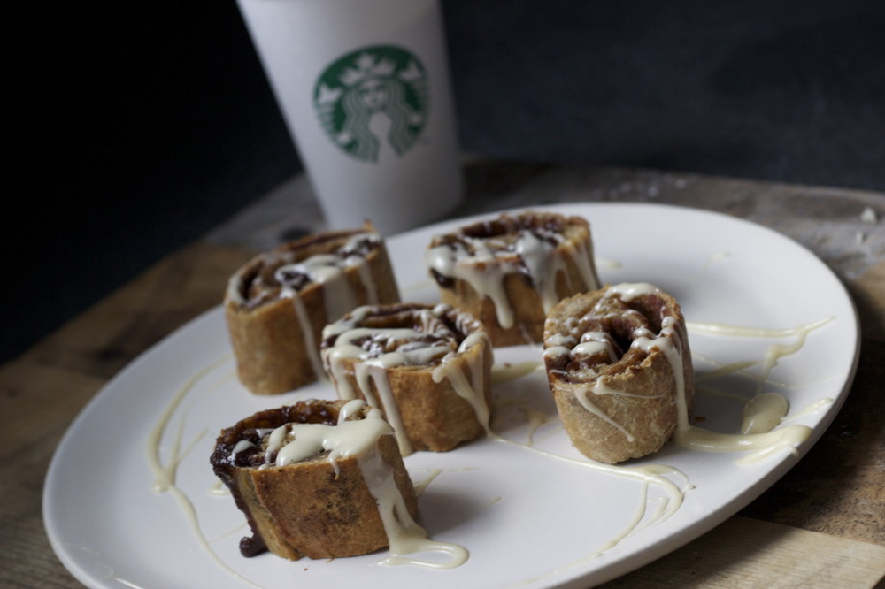 Starbucks Coffee Cinnabun