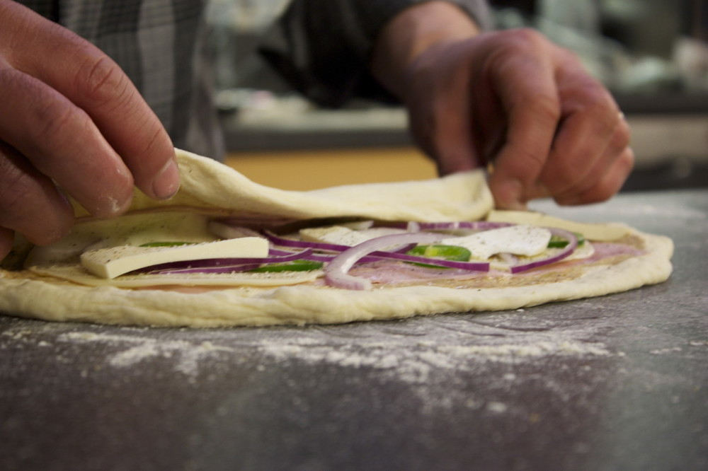 rolling Stromboli