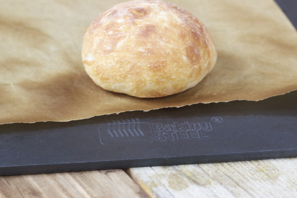 baking steel bread