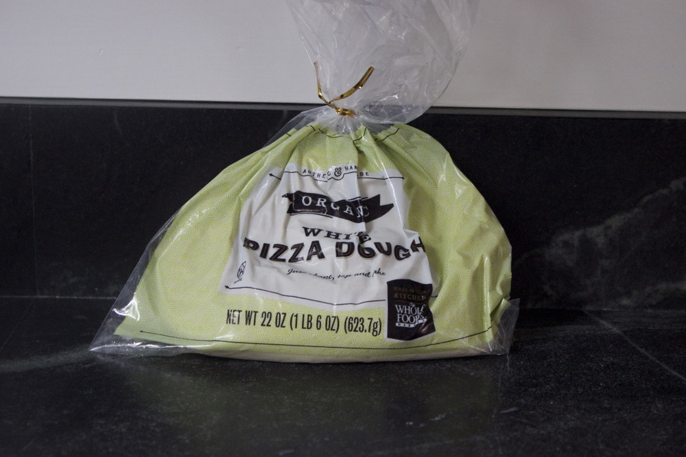 Whole Foods Pizza Dough