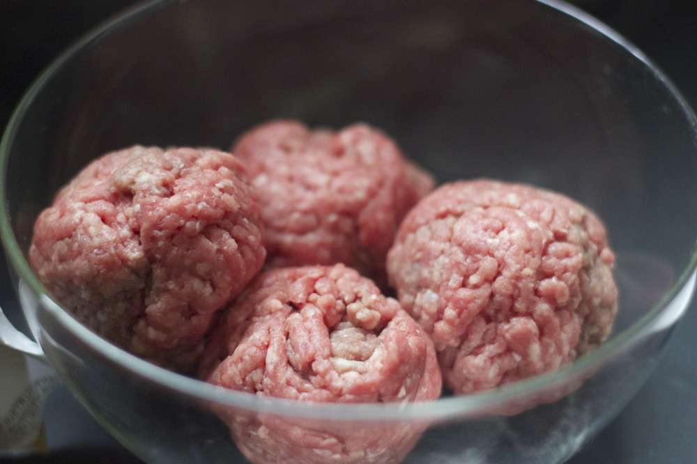 measure all the patties ahead of time, these babies cook quickly