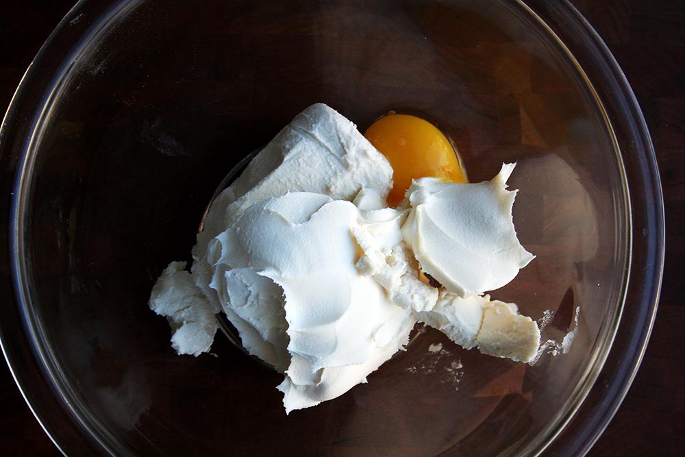 cheese & yolk