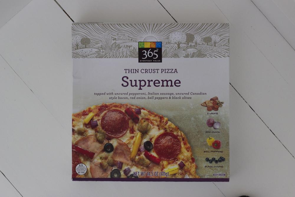 whole foods frozen pizza