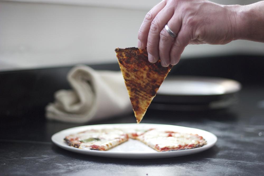 the bottom crust