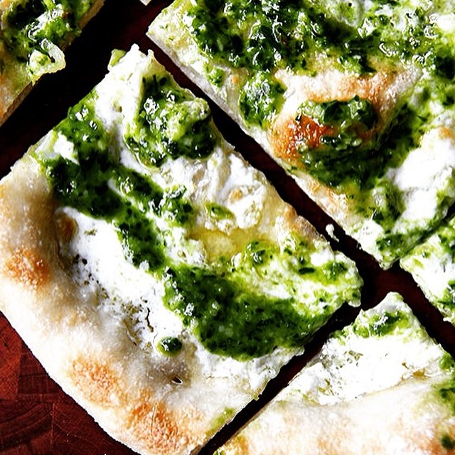 ramp green pesto