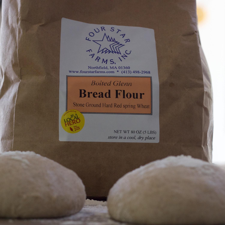 The Flour of Four Star Farms | Baking Steel