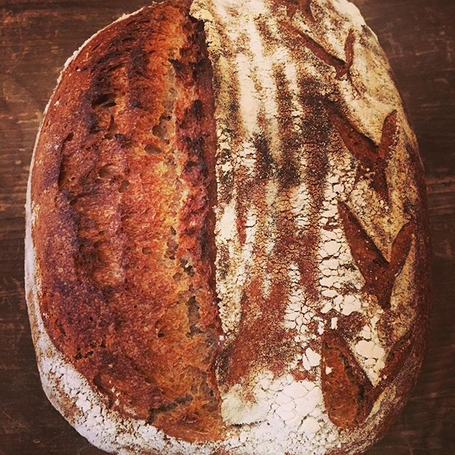 @oslosourdoughbaker  I feel like I can smell it from here!
