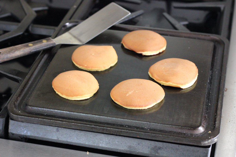 Dorayaki on the Mini