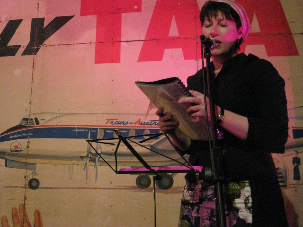 Anna Fern, Overload Poetry Festival