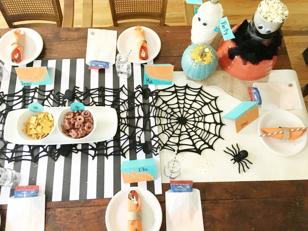 Peanut free halloween party