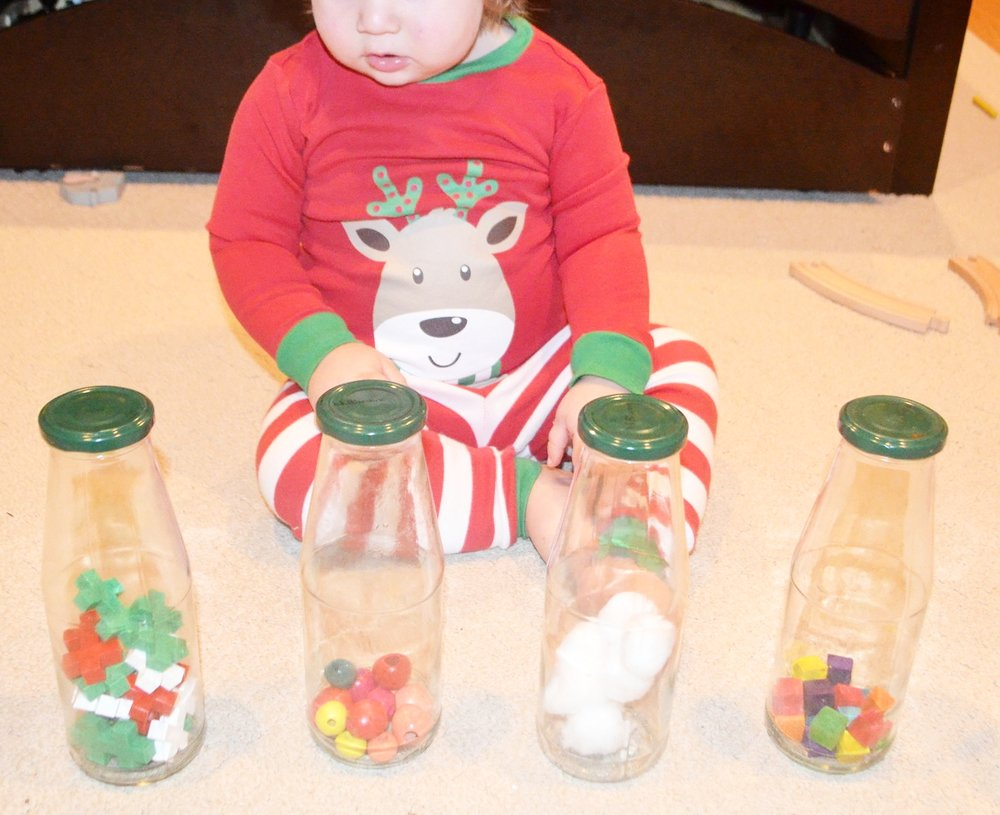 toddler sensory jars