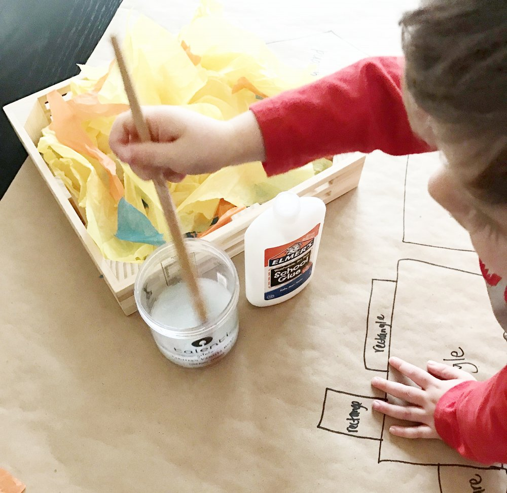 Keeping your Preschooler busy
