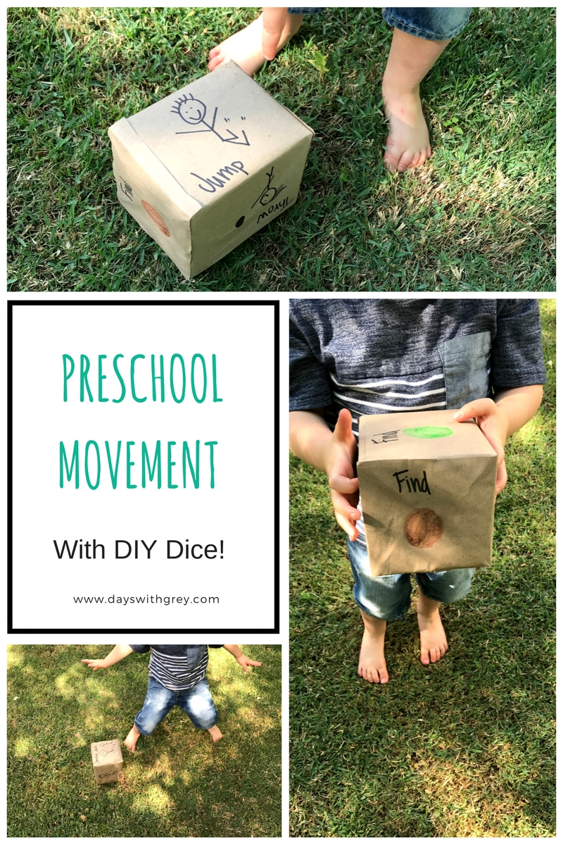 preschool movement