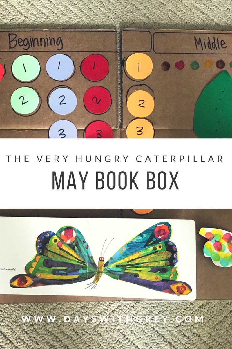 preschool book box