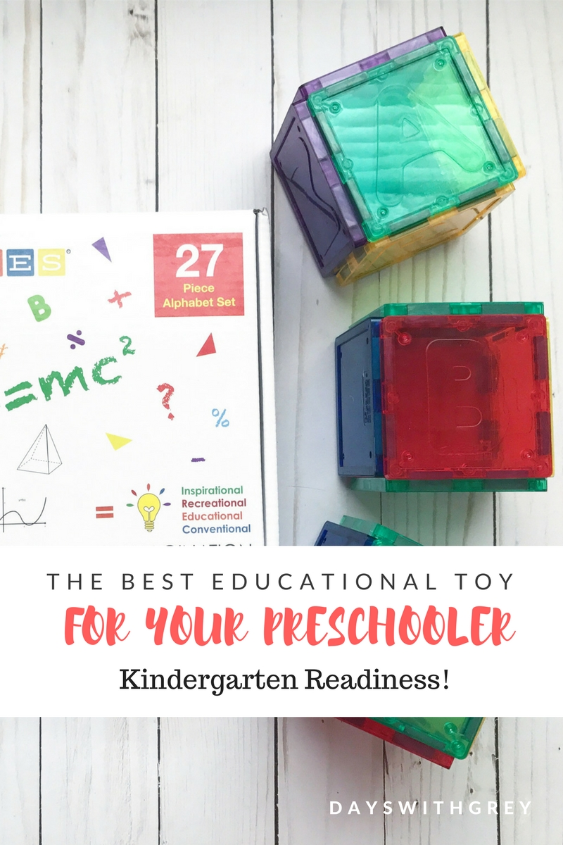 the best educational toy for preschooler