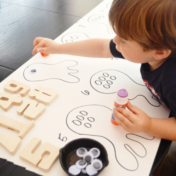 preschool counting activity