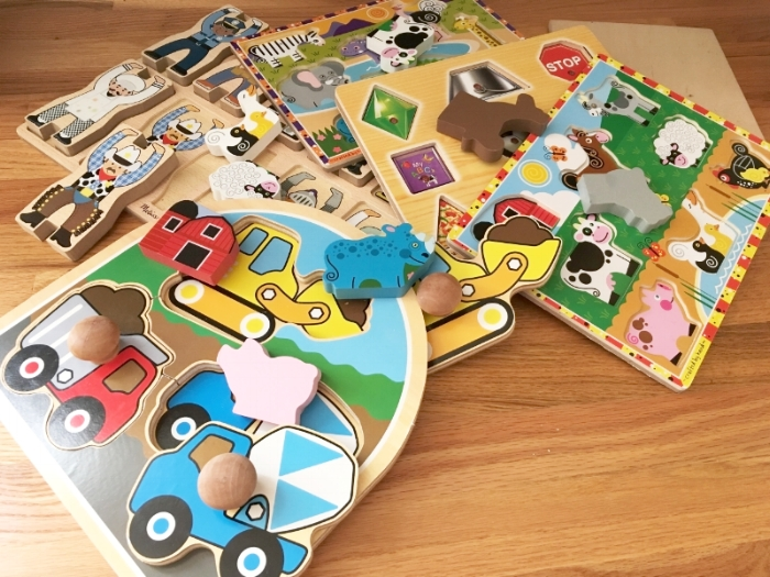 Best mom hack for storing puzzles
