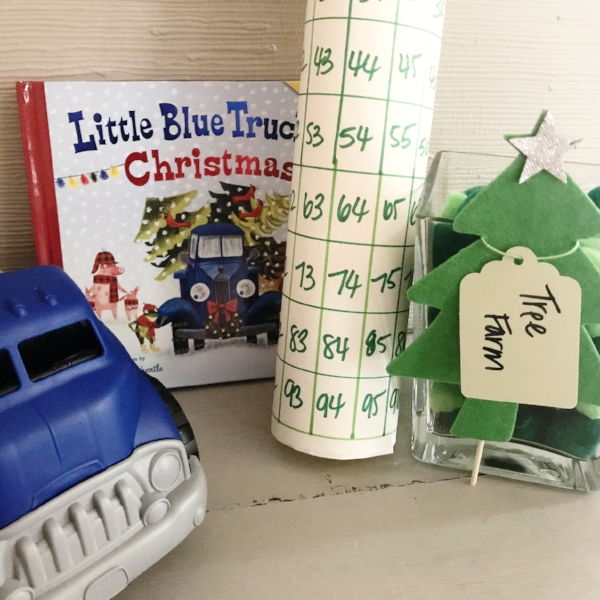 little blue trucks preschool activities