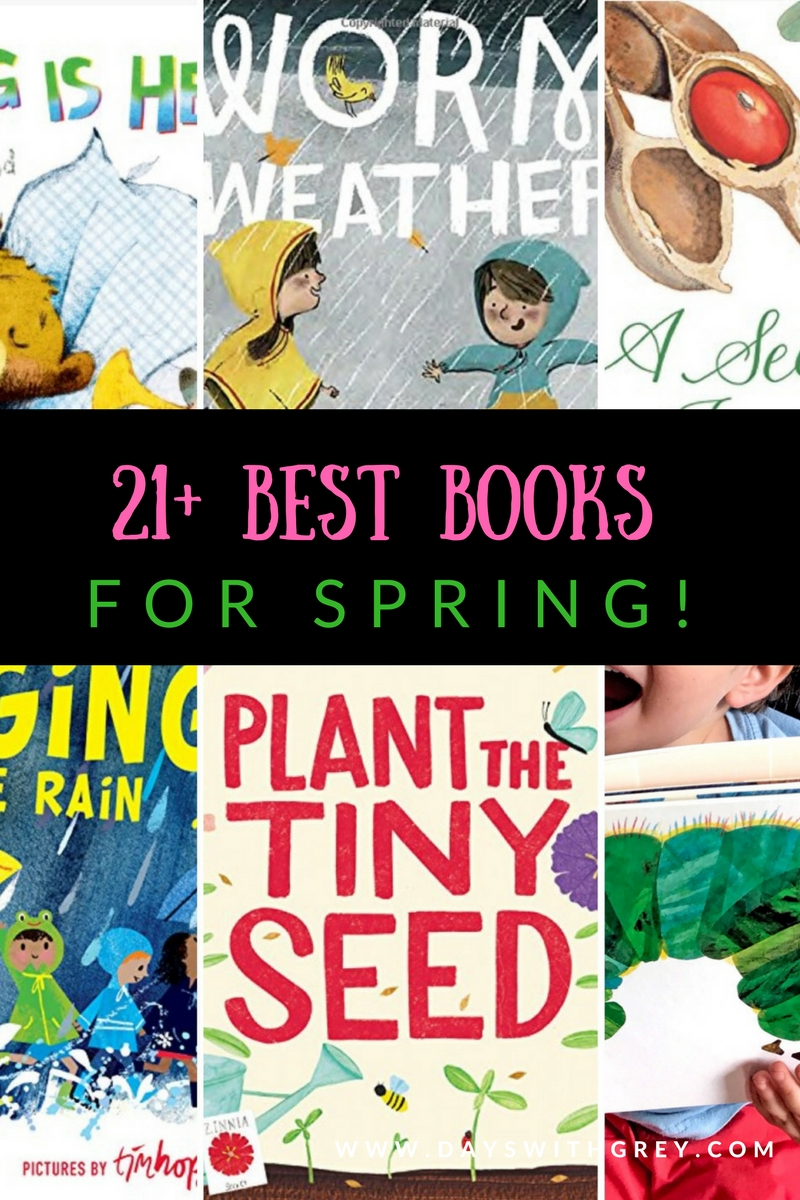 best books for spring