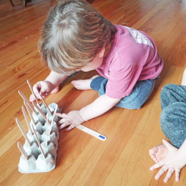 shape match activity for preschoolers