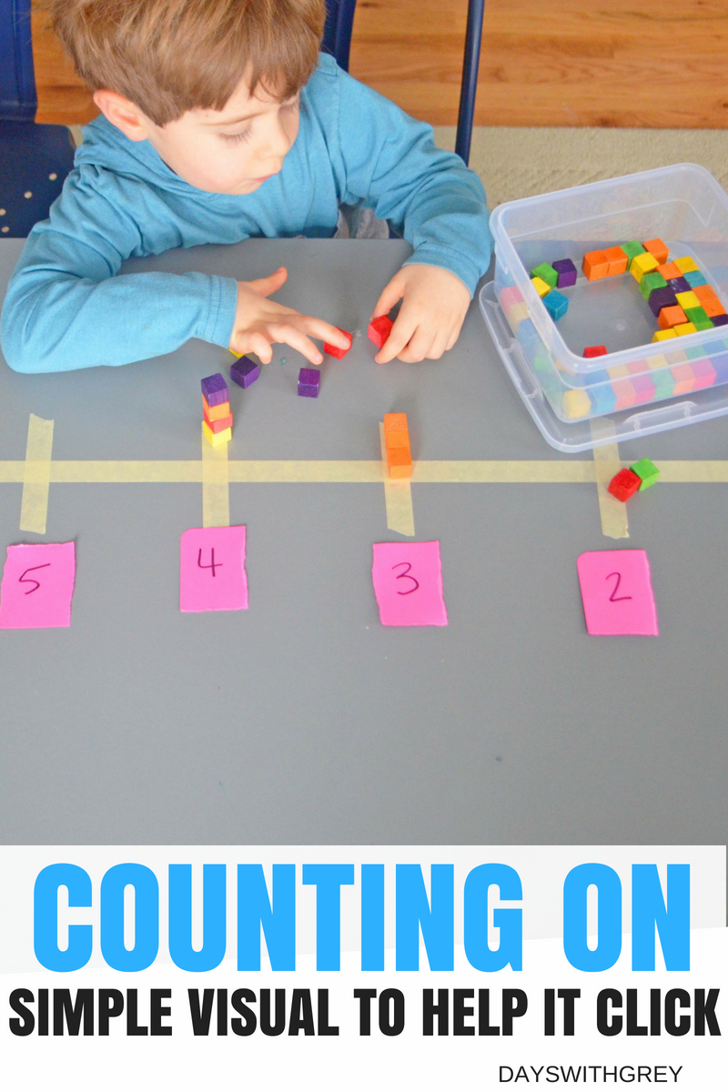 math game for preschool