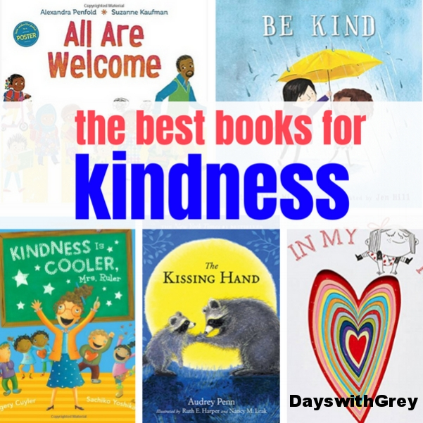 the best books for kindness