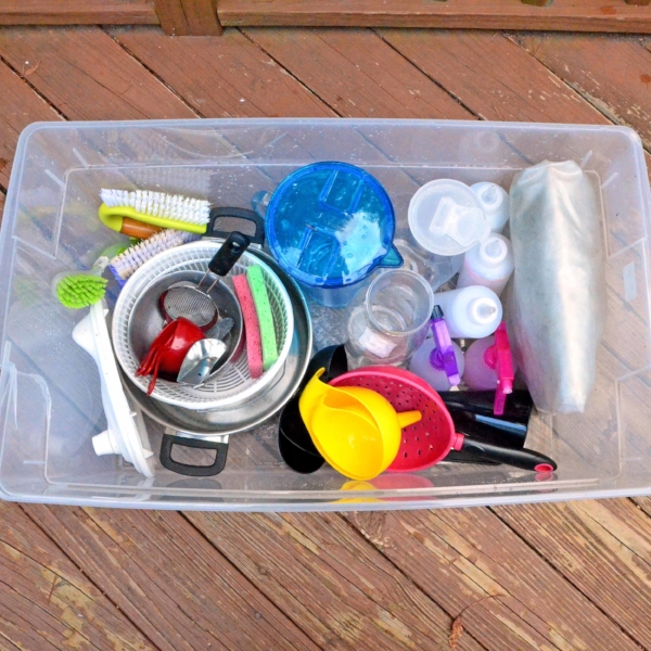 outdoor activity supplies for outdoor play area for kids