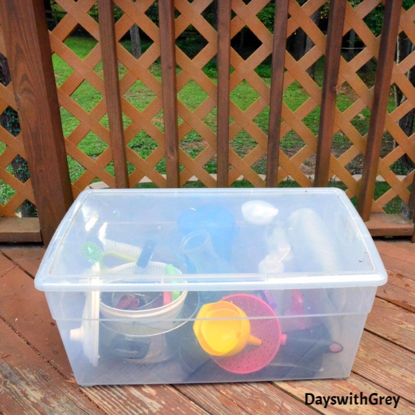 outdoor supplies for outdoor play area for kids
