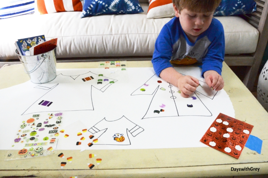 fun ideas for Halloween for kids