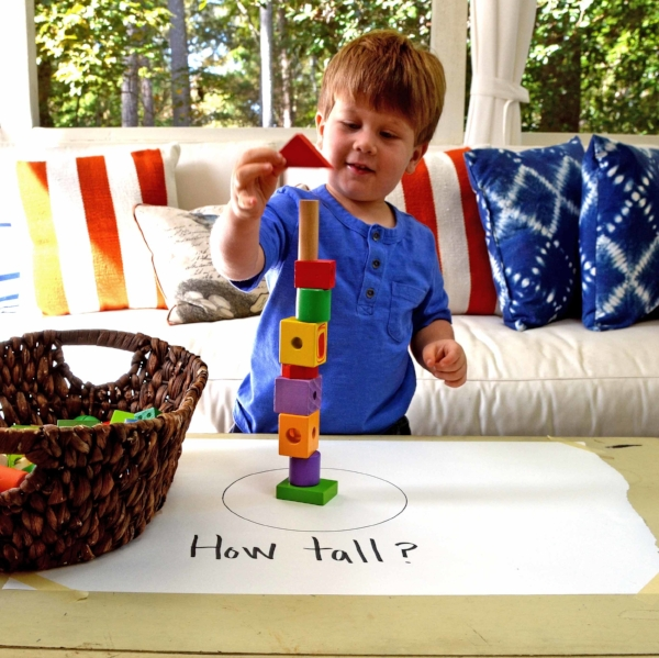 block play ideas for toddlers and preschoolers