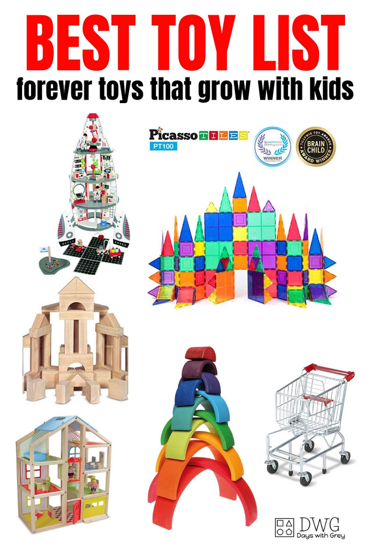 Your Holiday Gift Guide Toys That Grow With Your Kids Days With Grey