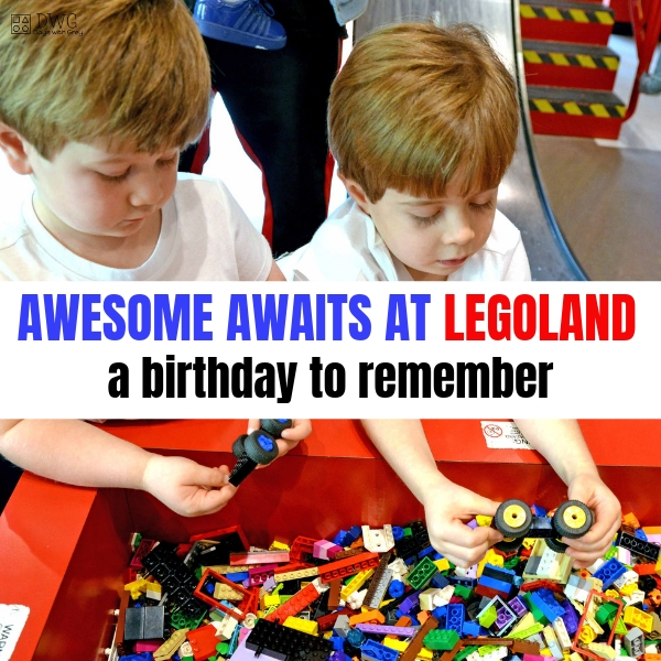Boys Birthday Party At LEGOLAND