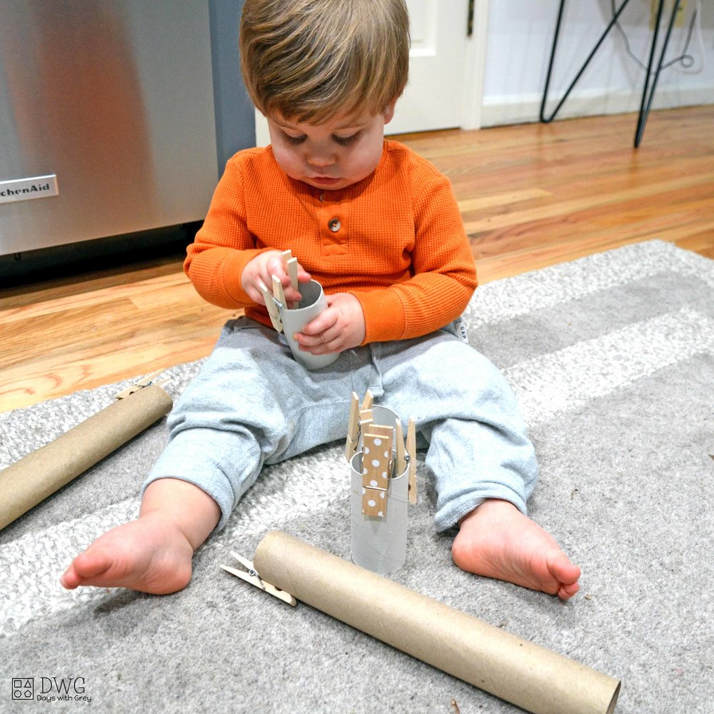 activities for one-year-olds