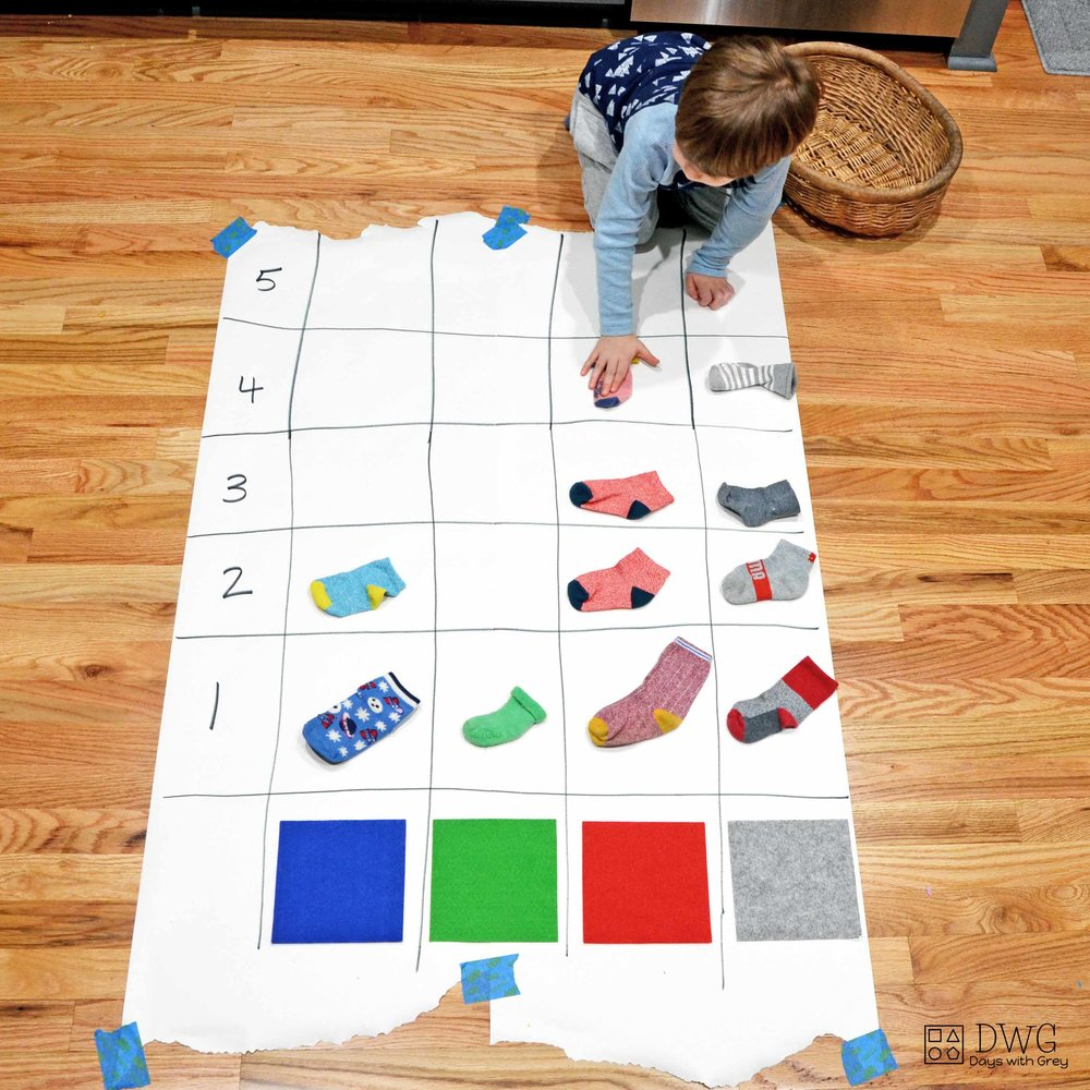 indoor math games for kids
