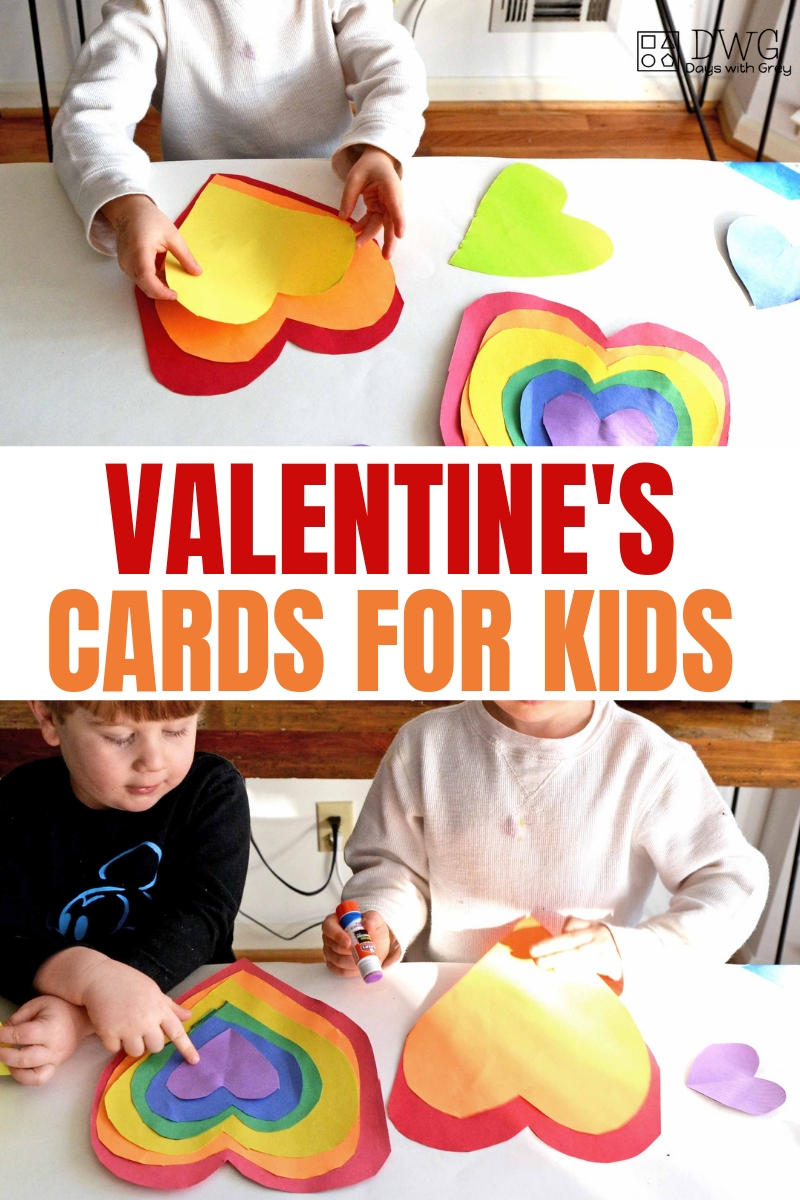 Valentines ideas for kids, Kids craft ideas for valentines, DIY valentine cards #valentinesday #kidcrafts #preschool #toddler #easytoddlergames #prek.jpg