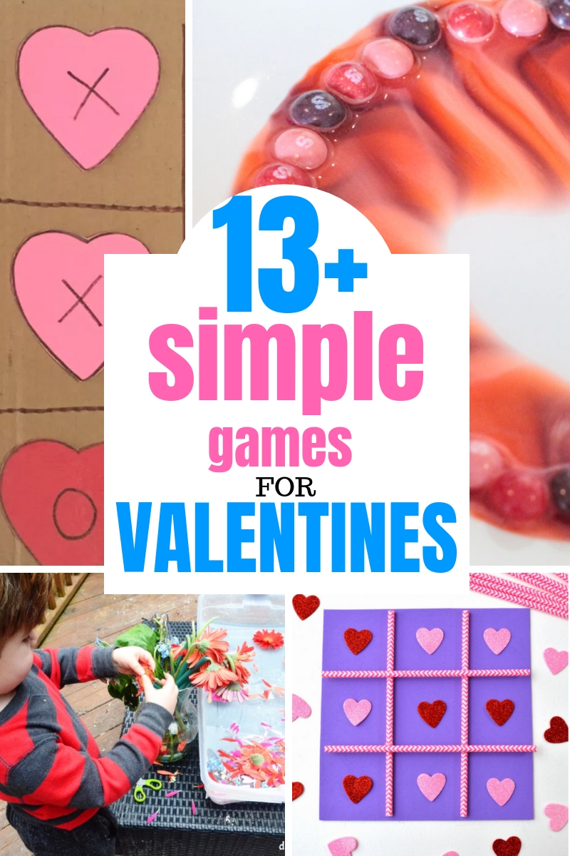 The Best Kid Activities For Valentines Days With Grey