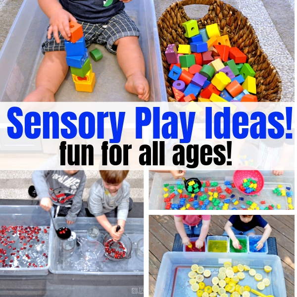 Sensory play for one-year-olds, toddlers and preschoolers .jpg