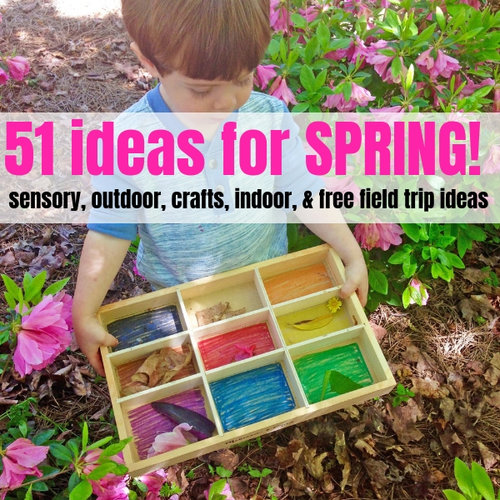 51 Things To Do This Spring Days With Grey