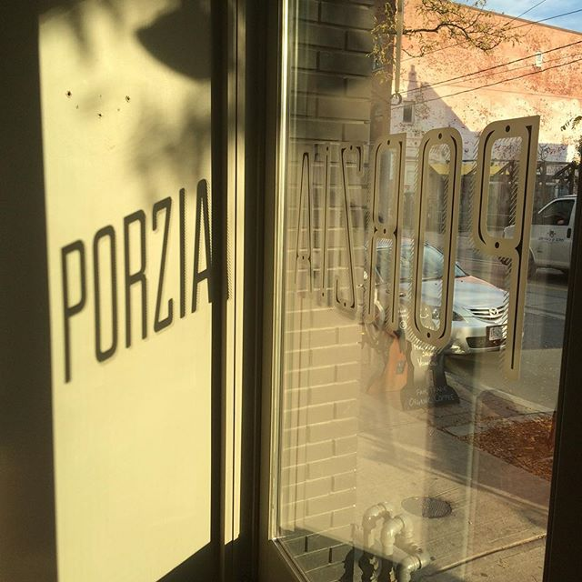 It is with heavy hearts to announce that we have served our last meal in our home known to you all as Porzia.  It's been an amazing journey over the last 4 years. We've met some unbelievable people and had the opportunity to collaborate with some very talented chefs from across the country. It's time to close this chapter and move on to what's next. We would like to thank the community, our Parkdale neighbours and our guests who came through the space to eat, hang out, open doors and most importantly, invite us into their lives.  Lastly, the biggest component of this story is our staff, all who have come and gone, who have grown to be our best friends and our family. There are no words to express our gratitude for their undying commitment in making Porzia a home to now a much larger family.  A sincere thank you and all of our love. This is not goodbye.  Also to the 3 last soldiers who were with us right from the beginning till the very end. @aldea416 @melissaclemente @basiliopesce best people ever