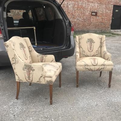 Pair Estate Sale chairs $100 each