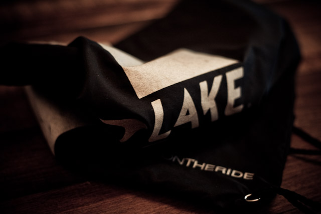 Lake CX402 shoe bag