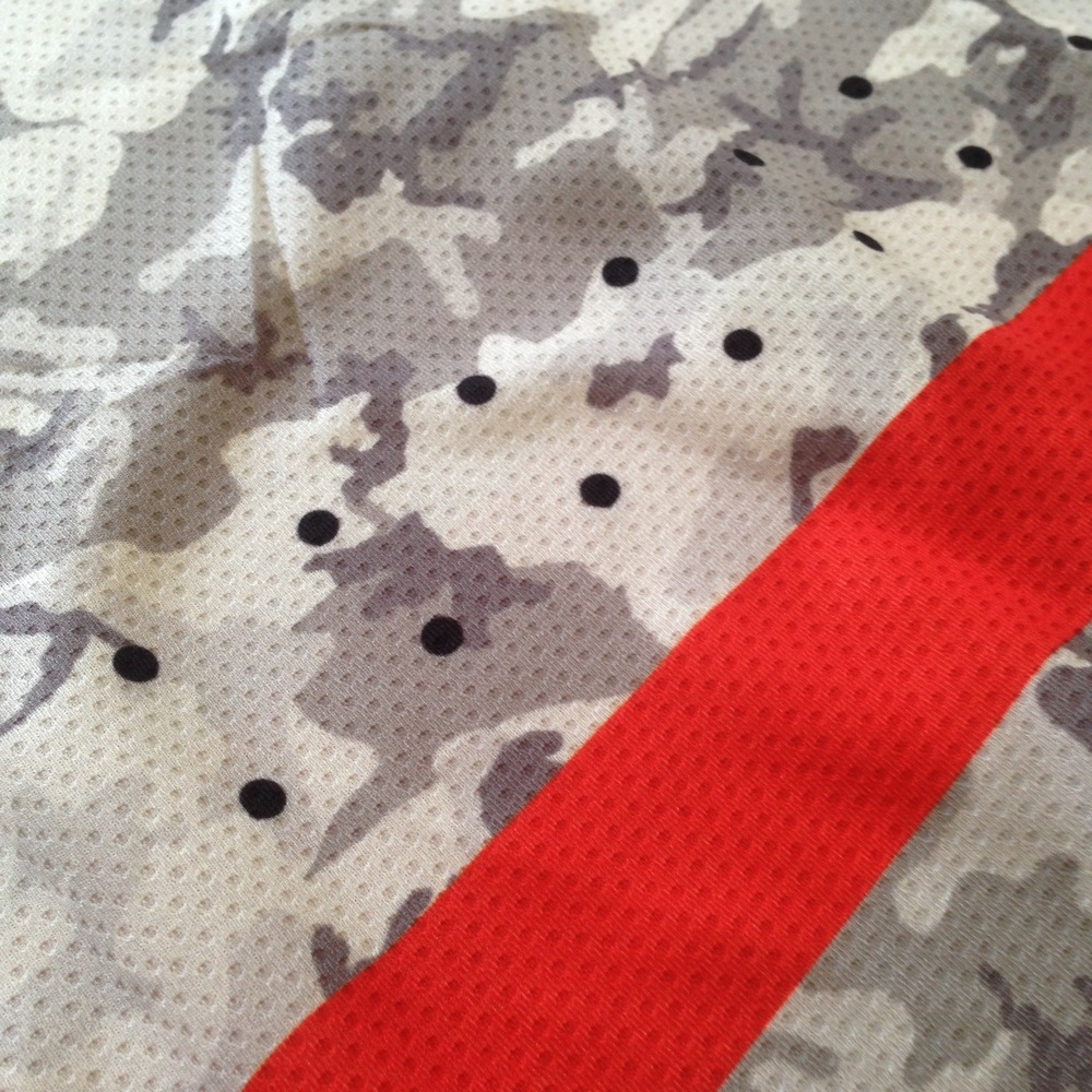 The Pedla RideCamo vis detail