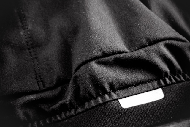 7mesh S2S jersey - rear reflective detail