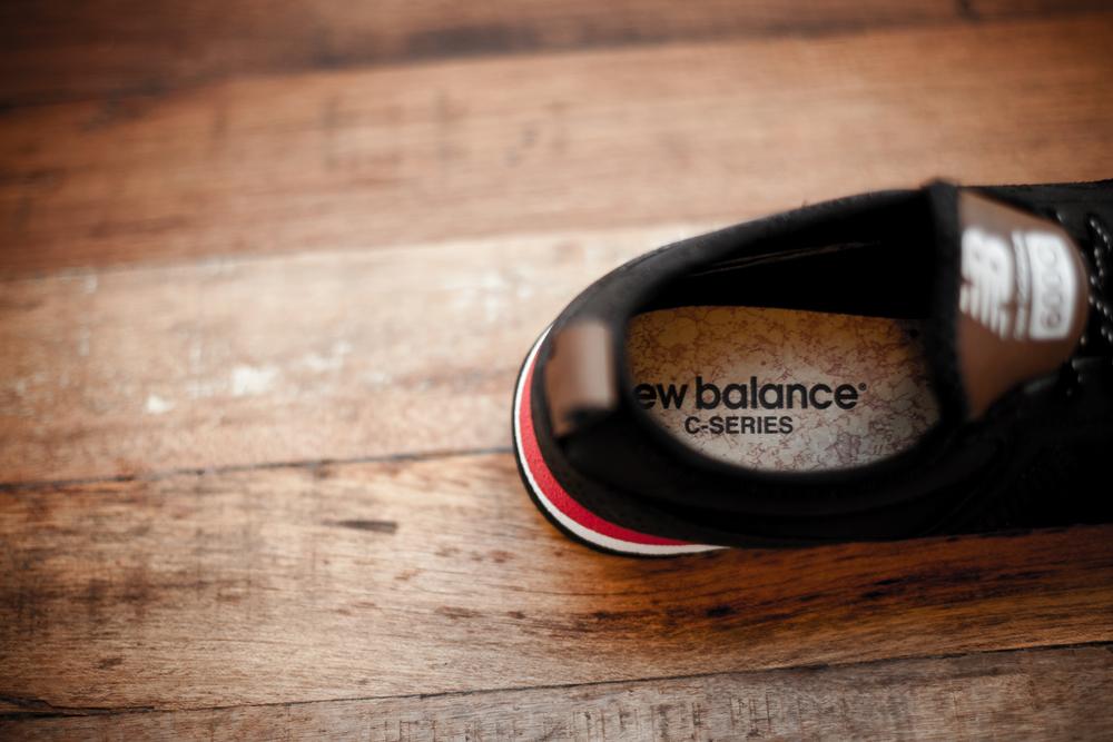 New Balance CT600 C-Series cork insole