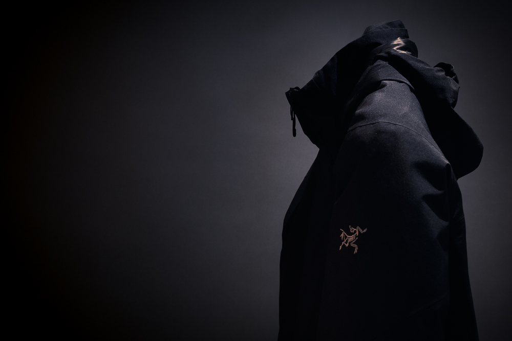 The Arc'Teryx Camosun Parka in spotlight