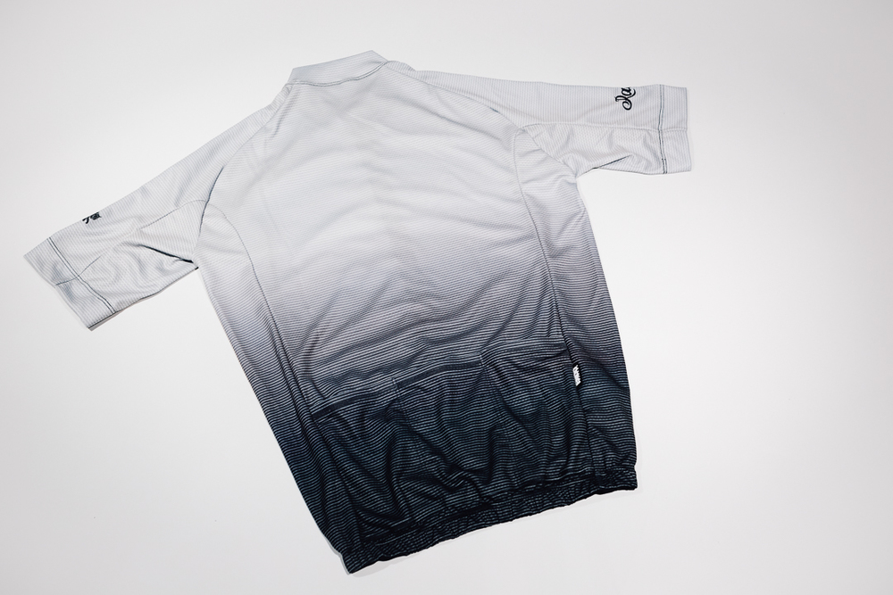 Team Dream Bicycling Team x The Radavist - Fade To Black Jersey - Back