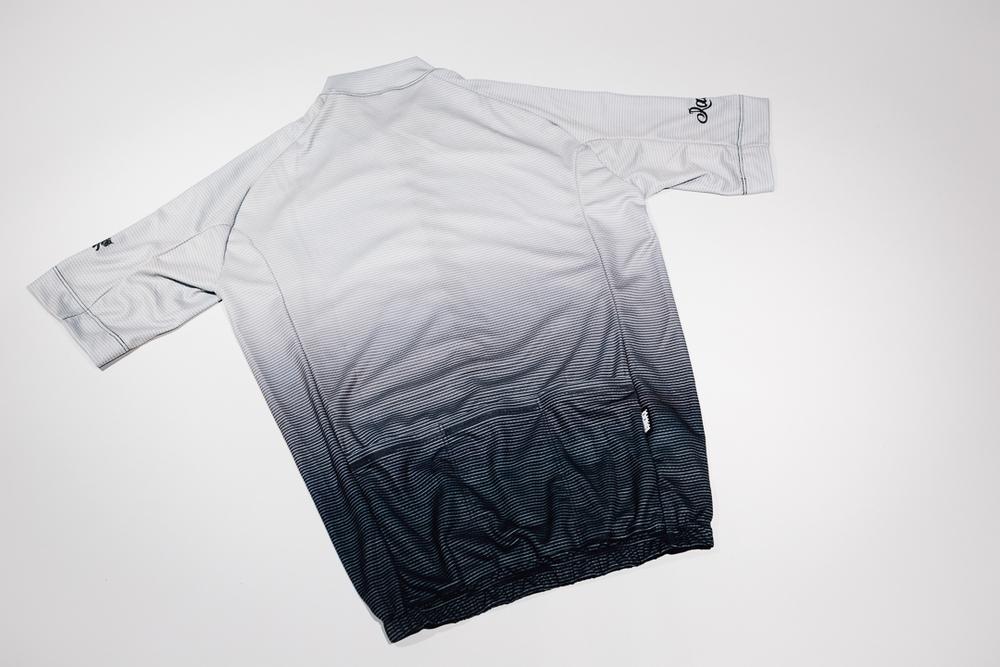 Team Dream Bicycling Team x The Radavist -Fade To Black Jersey -Back