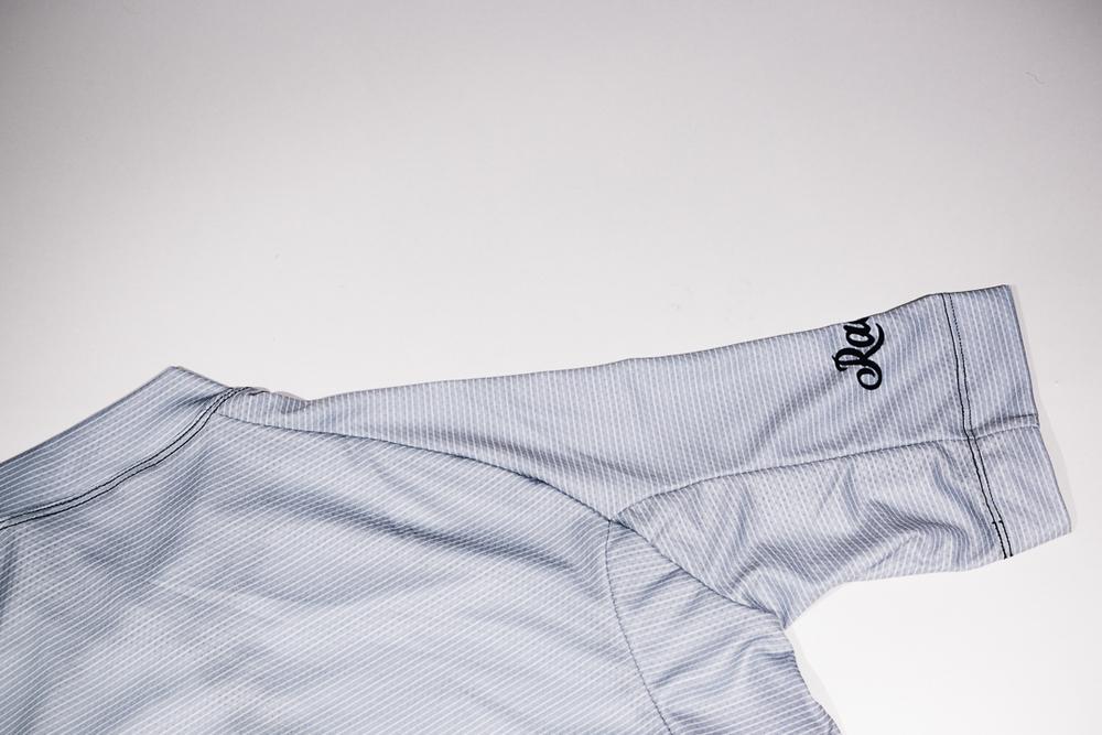 Team Dream Bicycling Team x The Radavist -Fade To Black Jersey -Radavist Logo
