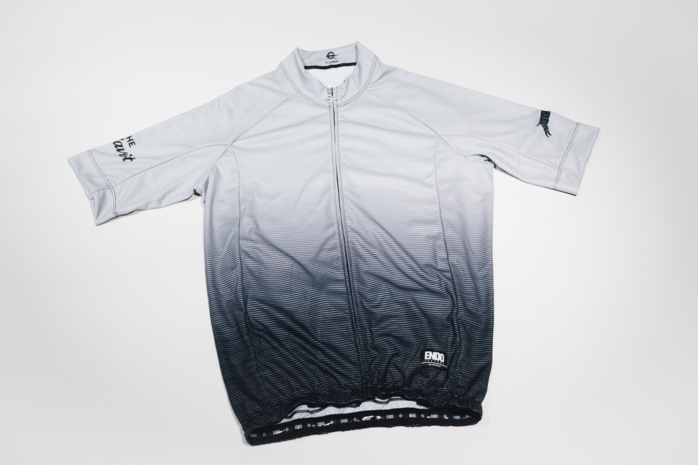 The Team Dream Bicycling Team & The Radavist - Fade To Black Jersey