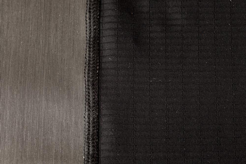 7mesh MK1 bibshorts - textile backing details